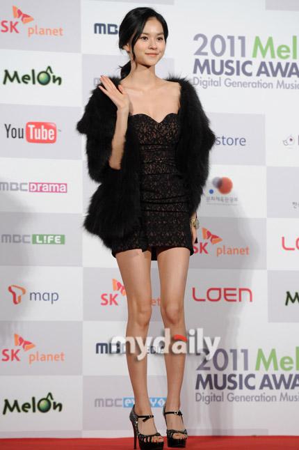 Những sao Hàn sở hữu đôi chân không đẹp 13