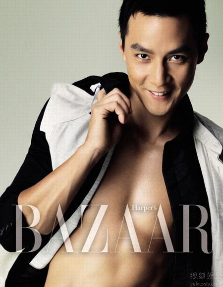 Top 20 mỹ nam điển trai nhất Trung Quốc 1
