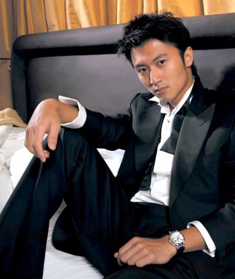Top 20 mỹ nam điển trai nhất Trung Quốc 7