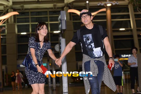 Ji Sung và Lee Bo Young sang Tây Ban Nha chụp ảnh cưới 3
