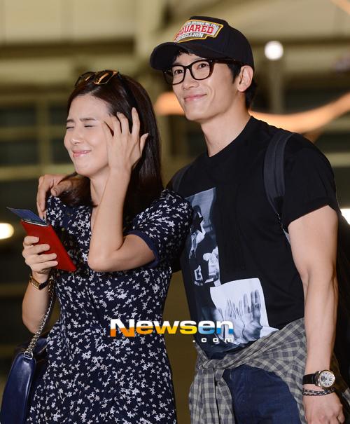 Ji Sung và Lee Bo Young sang Tây Ban Nha chụp ảnh cưới 4