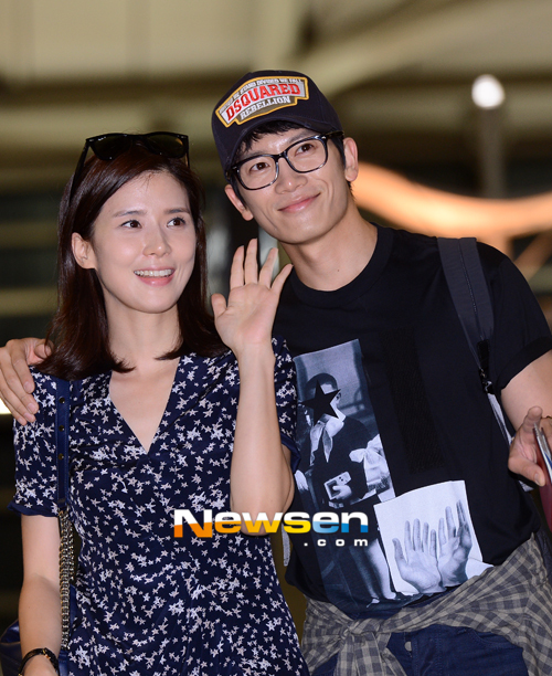 Ji Sung và Lee Bo Young sang Tây Ban Nha chụp ảnh cưới 5