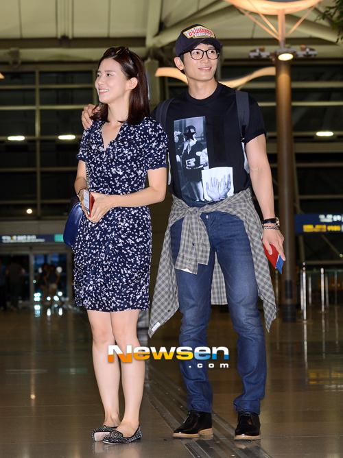 Ji Sung và Lee Bo Young sang Tây Ban Nha chụp ảnh cưới 8