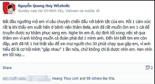 "Đám tang Wanbi Tuấn Anh phủ ""màu trắng"" Facebook sao tuần qua 5"