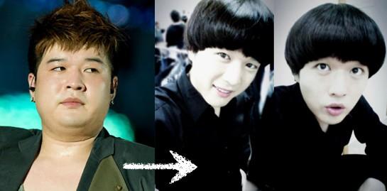"""Những thành tích giảm cân """"khủng"""" của ca sỹ Hàn 9"""