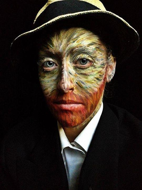 Tự make-up biến mình thành người nổi tiếng 3