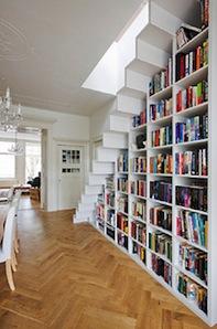 Ngôi nhà trong mơ của các mọt sách có gì? 7
