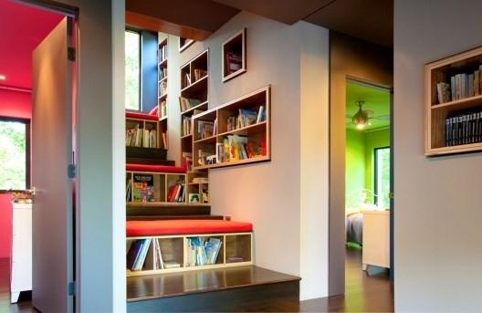Ngôi nhà trong mơ của các mọt sách có gì? 11