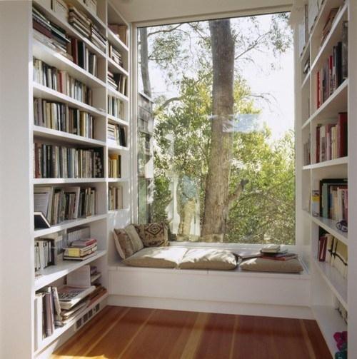 Ngôi nhà trong mơ của các mọt sách có gì? 12