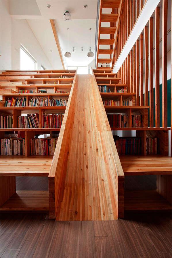 Ngôi nhà trong mơ của các mọt sách có gì? 15