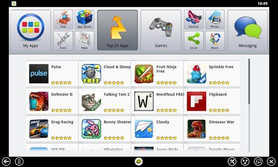Chạy ứng dụng Android trên máy tính cực đơn giản 4