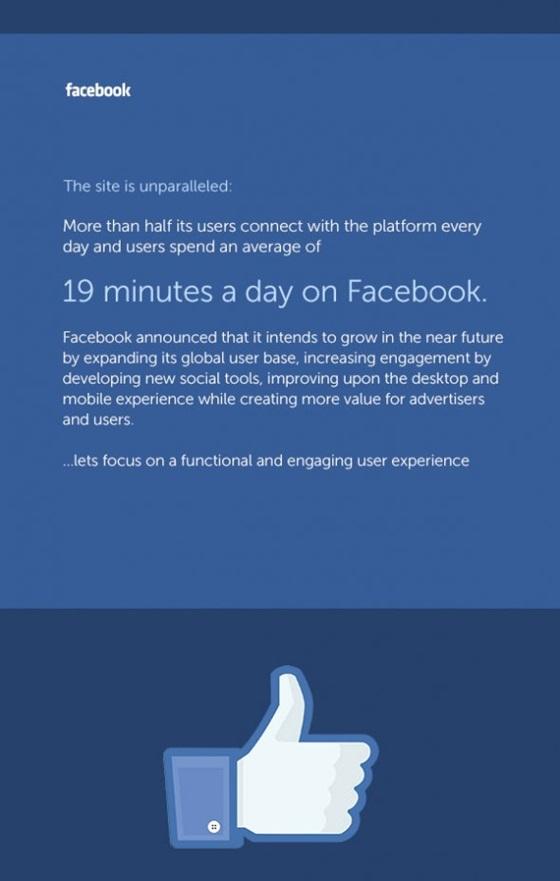 """Giao diện Facebook """"tái thiết kế"""" đẹp mắt 14"""