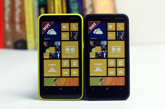 Trên tay Nokia Lumia 620 - Windows Phone 8 giá rẻ 6