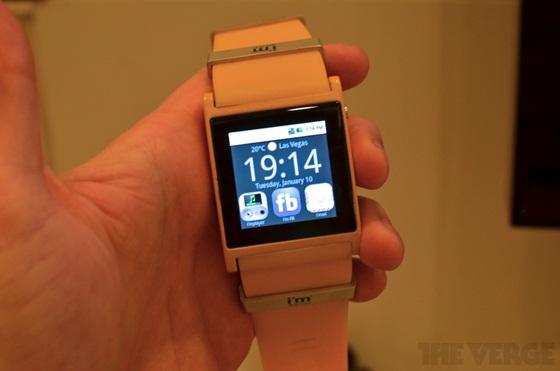 I'm Watch - Chiếc đồng hồ Android đầu tiên thế giới 9
