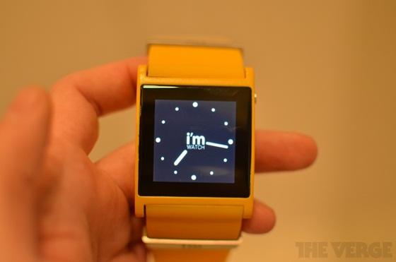 I'm Watch - Chiếc đồng hồ Android đầu tiên thế giới 6