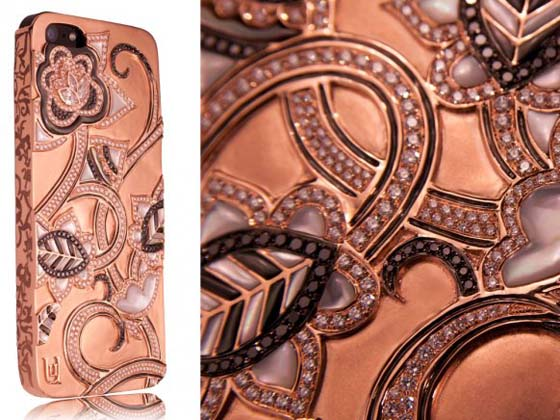 Những vỏ ốp iPhone cực đẹp chỉ dành cho... đại gia 10