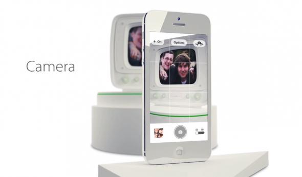 Bản concept iOS 7 với thiết kế phẳng vô cùng đẹp mắt 11