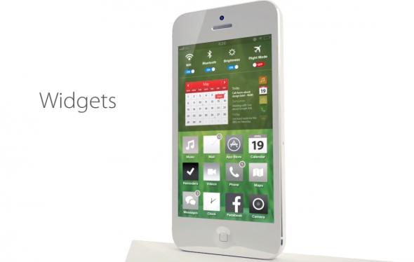 Bản concept iOS 7 với thiết kế phẳng vô cùng đẹp mắt 8