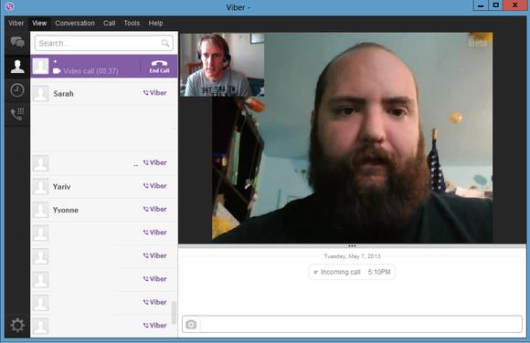 Viber cho ra mắt phiên bản trên máy tính 2