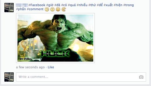 Trào lưu comment bằng ảnh tràn ngập Facebook 5