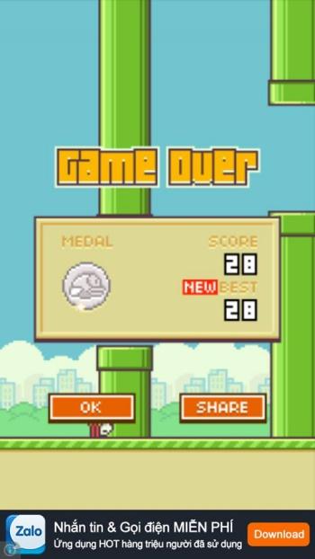 Gỡ bỏ Flappy Bird - Được cả tiếng lẫn miếng 6