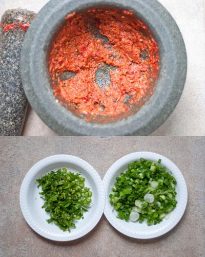 Công thức cơm rang đặc biệt của Indonesia 1