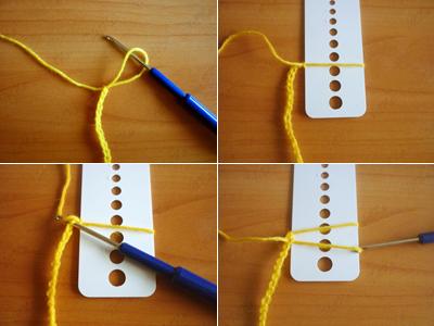 Học móc khăn len đơn giản cho những ngày trở lạnh 2