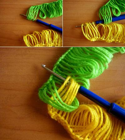 Học móc khăn len đơn giản cho những ngày trở lạnh 5