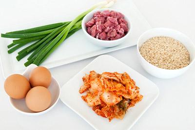 Công thức cơm chiên kimchi cay cay ngon tuyệt 1