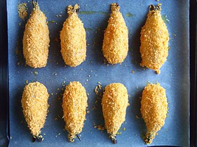 Ăn tôm bọc khoai tây giòn rụm thơm lừng 7