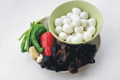 Ăn trứng cút theo kiểu xào chua ngọt ngon cơm 1