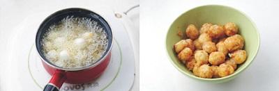 Ăn trứng cút theo kiểu xào chua ngọt ngon cơm 2