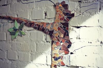 Trang trí nhà bằng gạch men hay ho và sáng tạo 5
