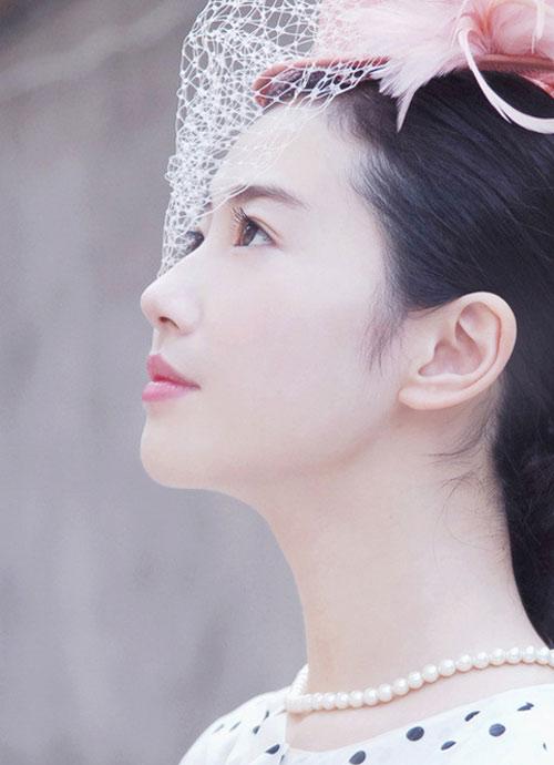 Những hot girl Trung Quốc có vẻ đẹp thiên thần 36