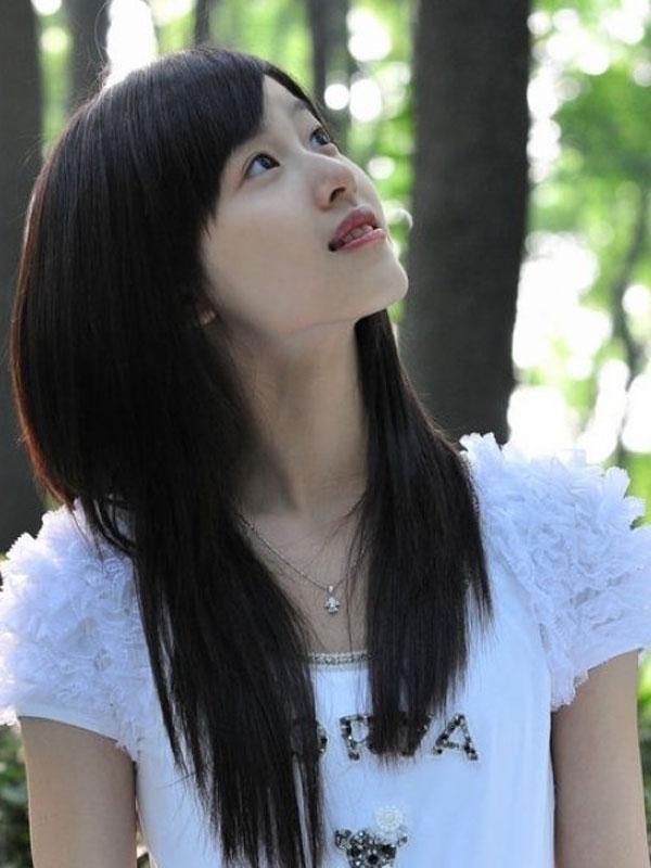 Những hot girl Trung Quốc có vẻ đẹp thiên thần 11