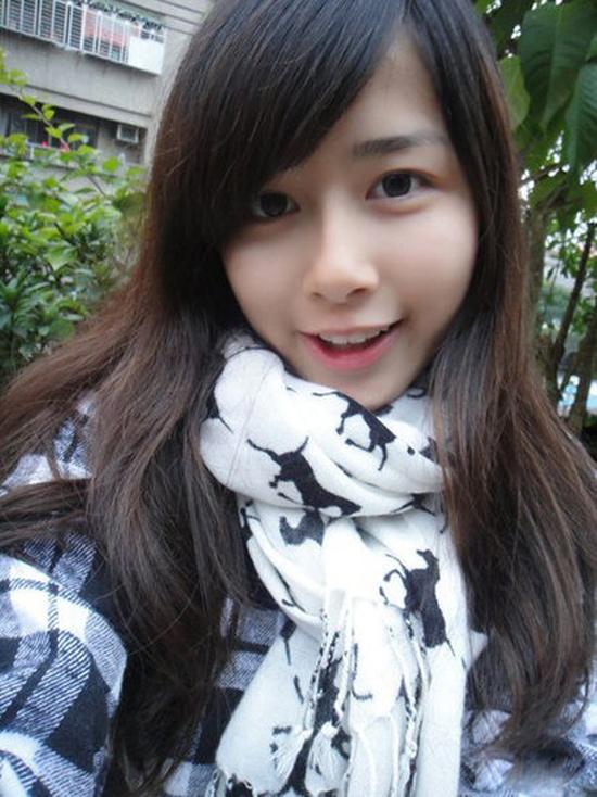 """Dân mạng Đài Loan sốt với """"Cô bé trà sữa"""" phiên bản 2 2"""