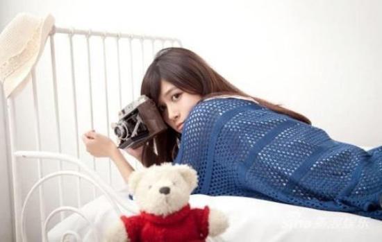 """Dân mạng Đài Loan sốt với """"Cô bé trà sữa"""" phiên bản 2 4"""