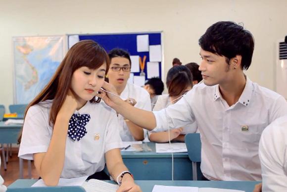 Hà Lade và Chibi Hoàng Yến khoe giọng trong MV mùa chia tay 4