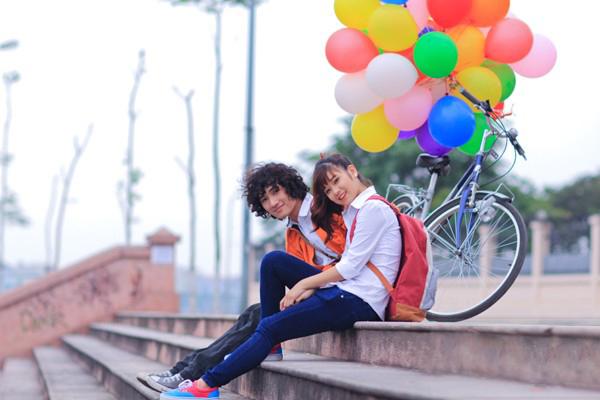 Hà Lade và Chibi Hoàng Yến khoe giọng trong MV mùa chia tay 5