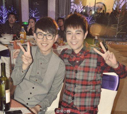 """3 cặp đôi đồng tính mỹ nam tại Châu Á """"đốn tim"""" cư dân mạng 24"""