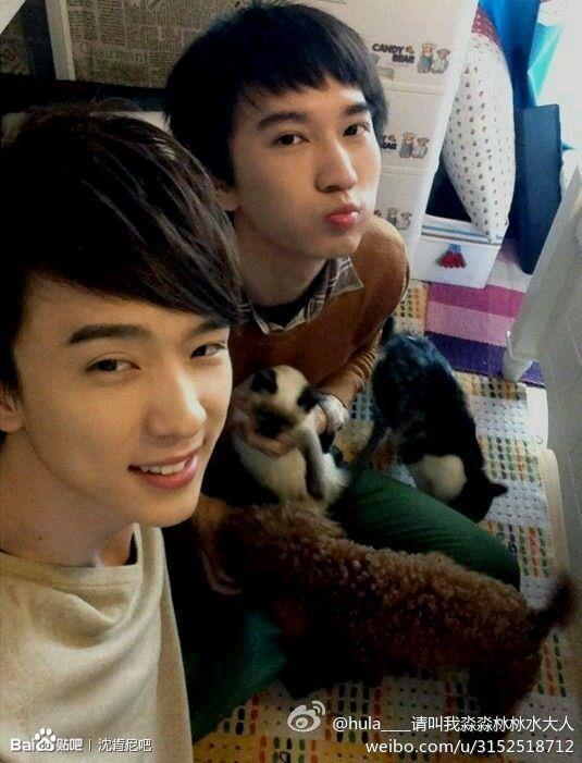 """3 cặp đôi đồng tính mỹ nam tại Châu Á """"đốn tim"""" cư dân mạng 10"""