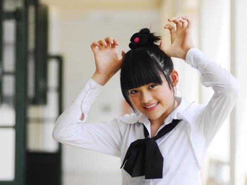 Ngắm hot girl Việt mặc đồng phục giản dị nhưng vẫn cực xinh 23