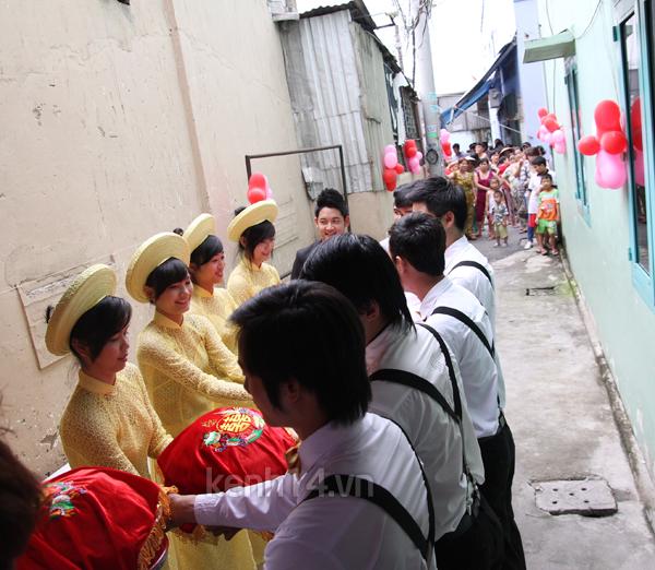 Những đám cưới hoành tráng của các hot girl Việt 57