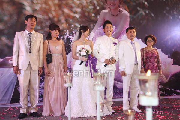 Những đám cưới hoành tráng của các hot girl Việt 72