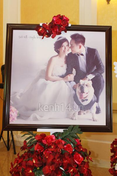 Những đám cưới hoành tráng của các hot girl Việt 107