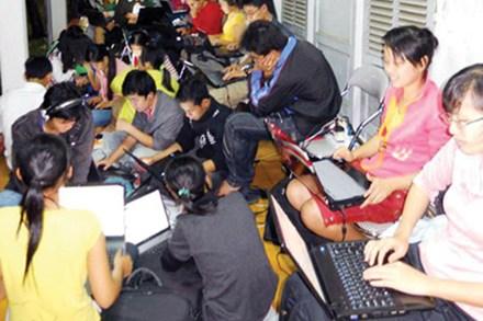 Thực trạng học tín chỉ của sinh viên Việt 1
