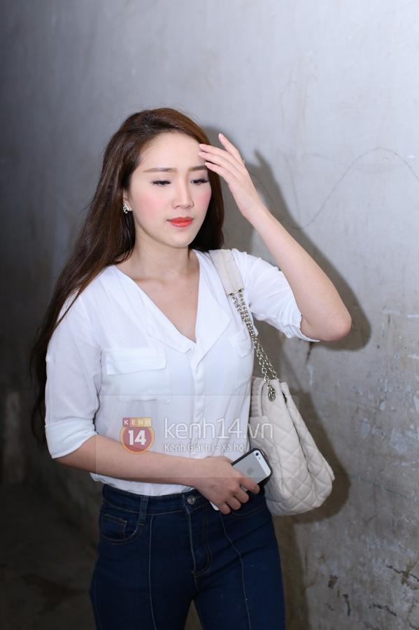 Các sao nghẹn ngào trong tang lễ toàn màu trắng của Wanbi Tuấn Anh 6