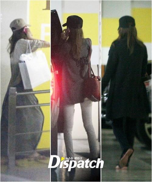 Tin hot: Lee Seung Gi và Yoona (SNSD) đang hẹn hò 6