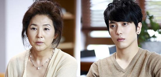 """Lộ diện """"người bà quyền lực"""" của Jung Yong Hwa 2"""