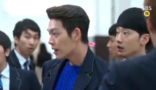 """Kim Tan (Lee Min Ho) """"tặng"""" tình địch cú đấm trời giáng 1"""